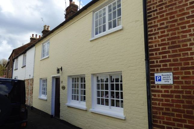Thumbnail Terraced house to rent in Church Street, Great Missenden