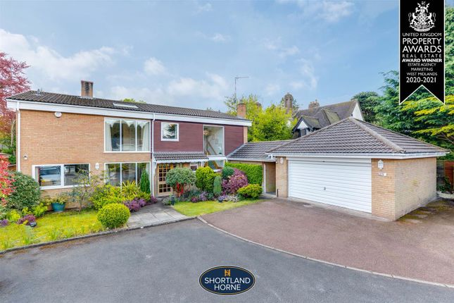 Thumbnail Detached house for sale in Pinewood Grove, Earlsdon, Coventry