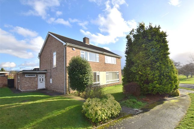 Semi-detached house for sale in Sackville Approach, Cheltenham, Gloucestershire