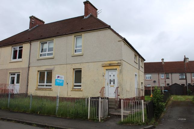 Thumbnail Flat to rent in 6 Oak Place, Coatbridge