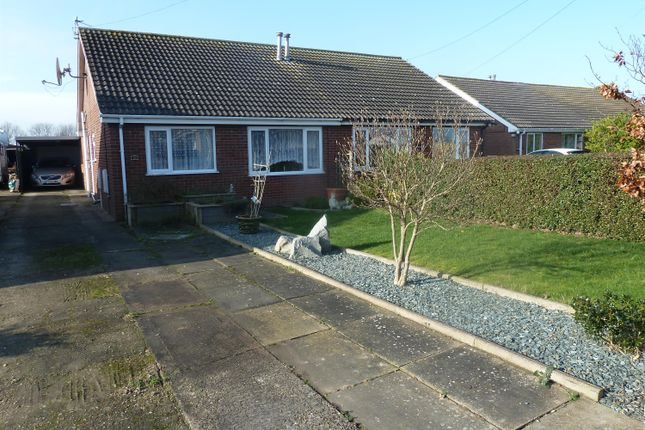 Thumbnail Semi-detached bungalow for sale in Rutland Road, Mablethorpe