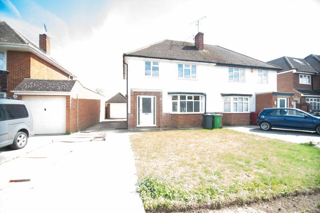 Thumbnail Semi-detached house to rent in Castleview Road, Langley, Slough