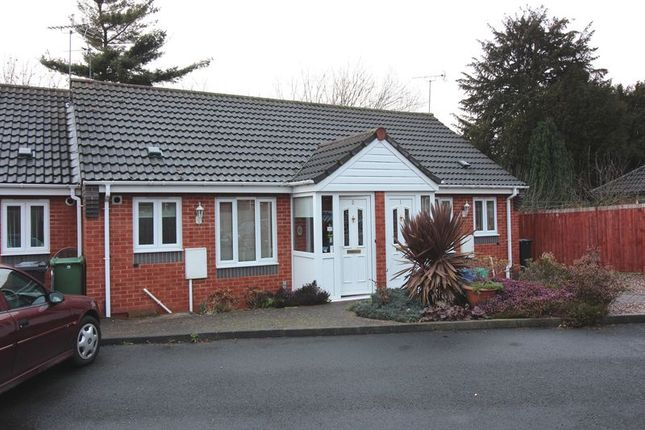 Thumbnail Bungalow for sale in Parkview Court, Wall Heath, Kingswinford