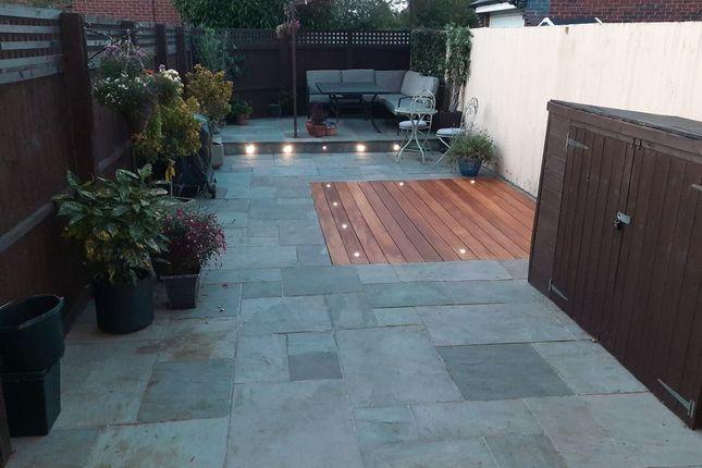 Garden At Back of Tamworth Road, Long Eaton, Nottingham NG10