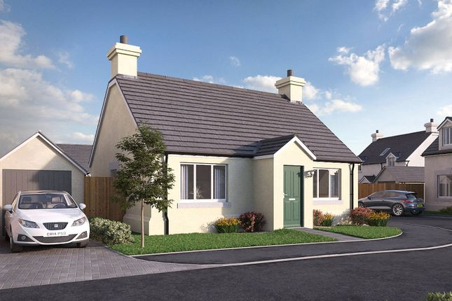 Thumbnail Semi-detached bungalow for sale in Plot No 7, Triplestone Close, Herbrandston, Milford Haven