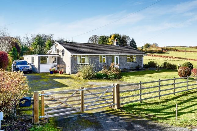 Thumbnail Detached bungalow for sale in LD1, Llandrindod Wells,