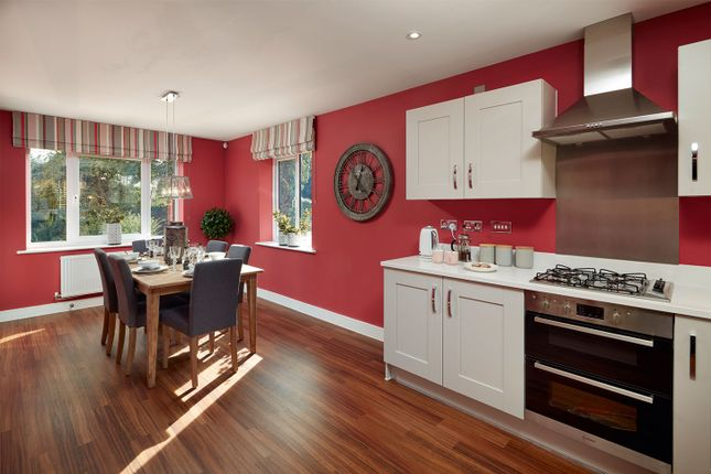 "4 bedroom link-detached house for sale in ""The Leverton A"" at Field Road, Ramsey, Huntingdon"