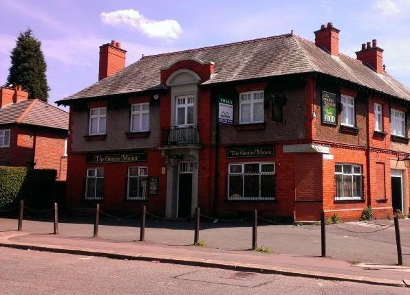 Thumbnail Property to rent in Mount Road, Gorton, Manchester