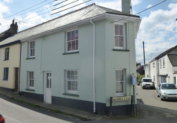 Thumbnail End terrace house to rent in High Street, Hatherleigh, Okehampton