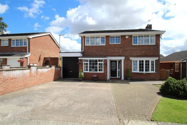 Thumbnail Detached house for sale in Haven Court, Pontefract