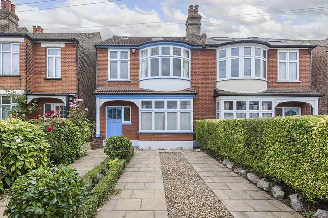 Thumbnail Semi-detached house to rent in Manor Park, London