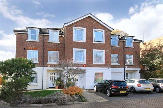 Thumbnail Terraced house for sale in The Downs, Wimbledon