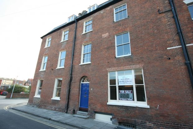 Thumbnail Flat to rent in Queen Street, Bridgwater