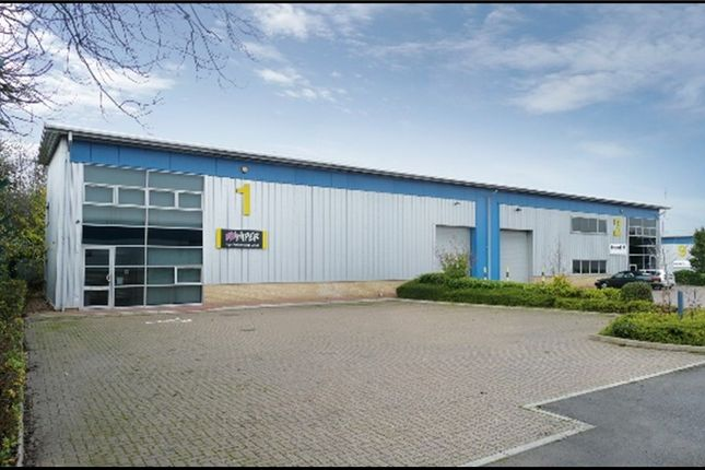 Thumbnail Industrial for sale in Stonebridge, Milton Keynes