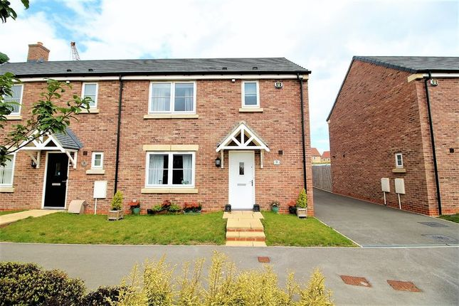 Thumbnail Terraced house for sale in Ramsdale Walk, Eastfield, Scarborough