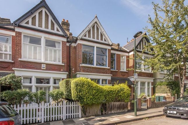 3 bed terraced house for sale in Elm Grove Road, Barnes, London
