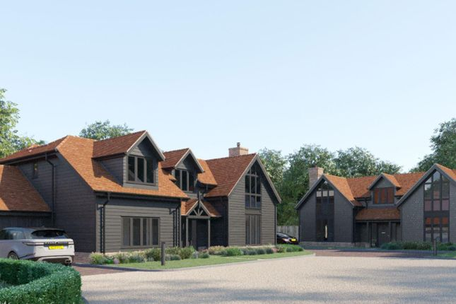 Thumbnail Property for sale in Farley Barn's, Woodmansterne Lane, Banstead, Surrey