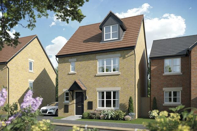 Thumbnail Semi-detached house for sale in Archers Walk, Lydney, Gloucestershire