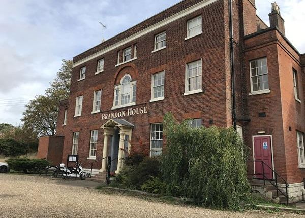 Thumbnail Hotel/guest house for sale in Brandon House Hotel, High Street, Brandon, Suffolk