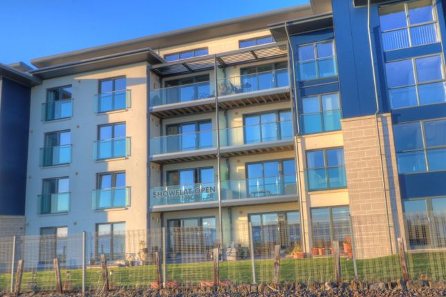 Thumbnail Flat for sale in Milton Mill, Monifieth, Dundee