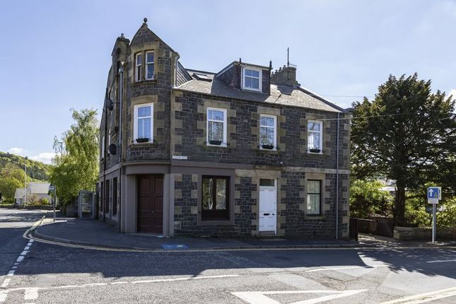 Thumbnail Flat for sale in 3 Station Road, Stow, Galashiels