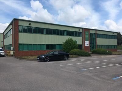 Thumbnail Office to let in Drayton Manor Business Park, Coleshill Road, Tamworth