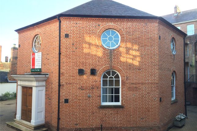 Thumbnail Office for sale in The Octagon, Taunton, Somerset