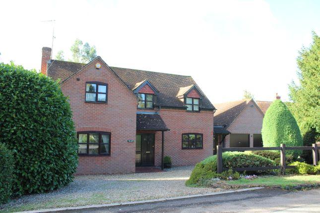 Thumbnail Detached house for sale in Leverton Lane, Chilton Foliat