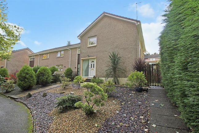 Thumbnail End terrace house for sale in Finistere Avenue, Falkirk