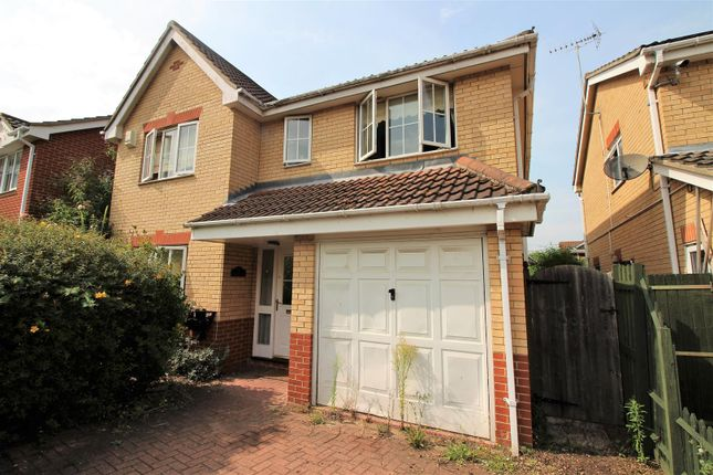 4 bed detached house for sale in Edmund Road, Chafford Hundred, Grays