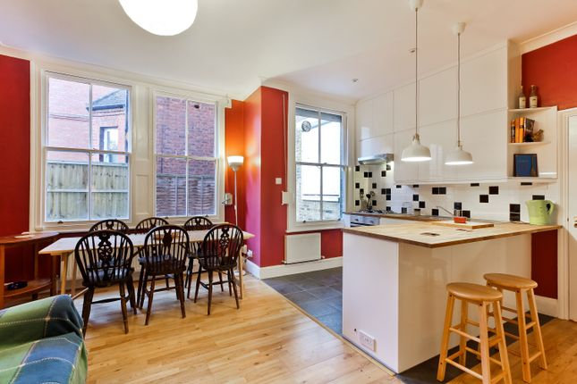 Thumbnail Flat to rent in Knights Hill, West Norwood