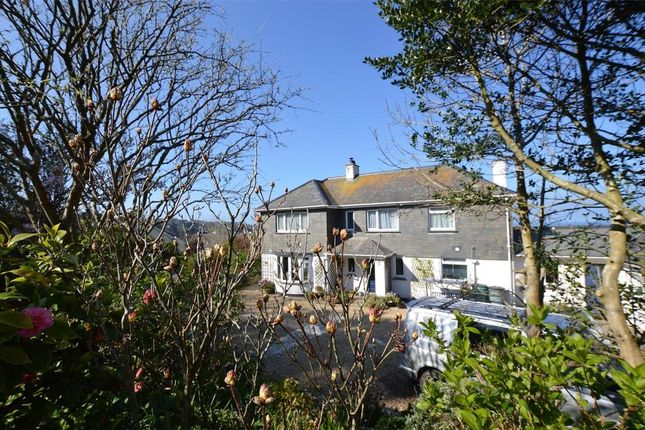 Thumbnail Detached house for sale in Boskerris Road, Carbis Bay, St. Ives, Cornwall