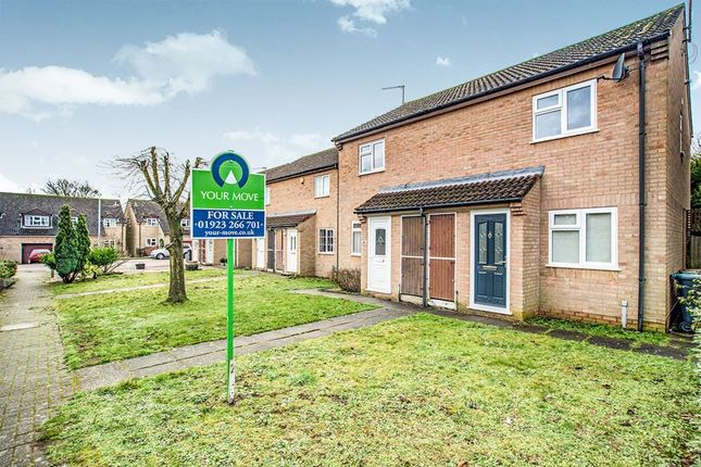Thumbnail Semi-detached house for sale in Margaret Close, Abbots Langley, Hertfordshire