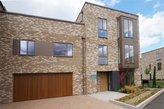 Thumbnail Town house for sale in Ninewells, Babraham Road, Cambridge