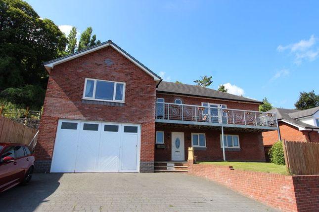 Thumbnail Detached house for sale in Parc Llindir, Llanddulas, Abergele