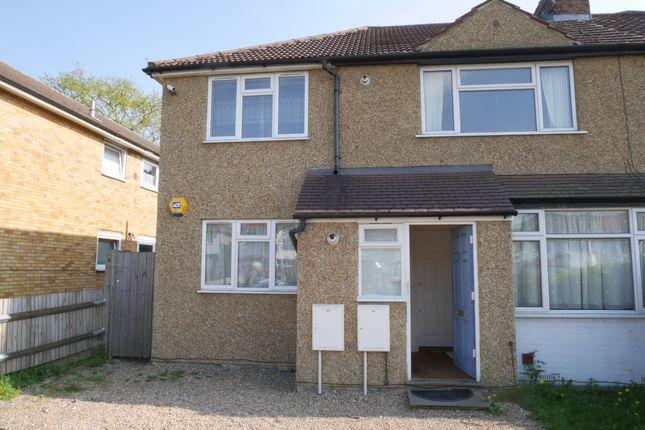 Thumbnail Flat for sale in Eastcote Lane, Harrow
