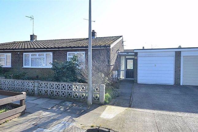 2 bed semi-detached bungalow to rent in Lymington Road, Stevenage SG1