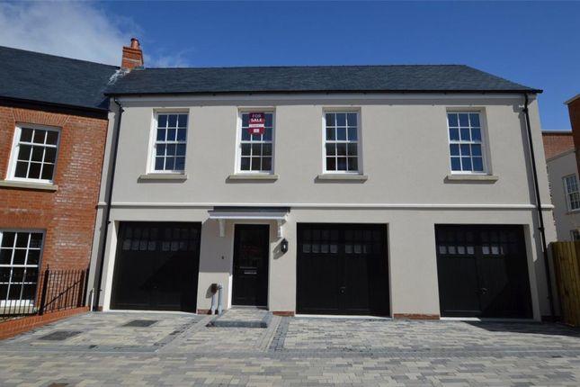 Thumbnail Maisonette for sale in Sherford Village, Haye Road, Plymouth, Devon