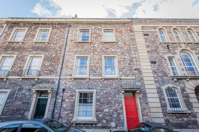 Thumbnail Terraced house for sale in Gloucester Street, Clifton, Bristol