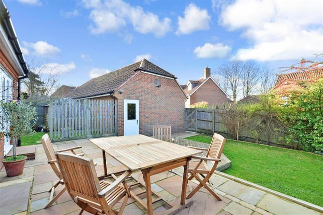 Thumbnail Detached house for sale in New Heritage Way, Lewes, East Sussex