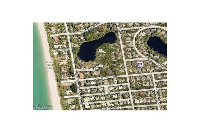 Thumbnail Property for sale in 351 4th Ave N, Naples, Fl, 34102