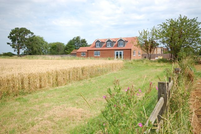 Thumbnail Detached house for sale in Main Road, Saltfleetby, Louth