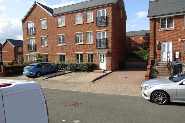 Thumbnail Flat for sale in Staff Way, Erdington, Birmingham