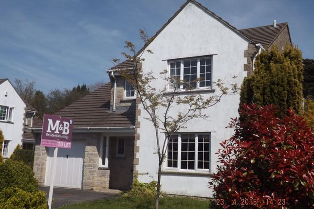 Thumbnail Property to rent in Morley Drive, Crapstone, Yelverton