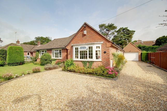 Thumbnail Detached bungalow for sale in Fir Tree Cottage, Newbury, West Berkshire