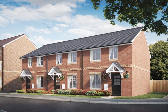 Thumbnail End terrace house for sale in Barton Drive, Knowle, Solihull