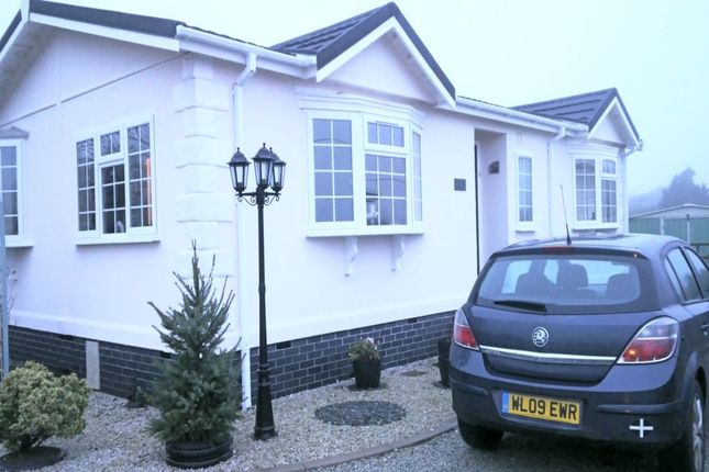 Bungalow for sale in Rosebank Park Homes Meadow Road, Leuchars, St. Andrews