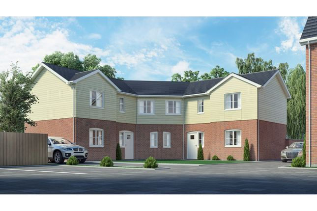 Thumbnail Semi-detached house for sale in Point Clear Road, St.Osyth
