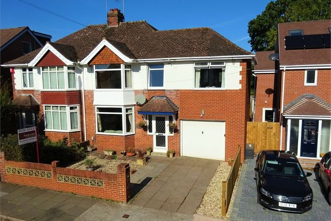 Thumbnail Semi-detached house for sale in Whipton Lane, Heavitree, Exeter