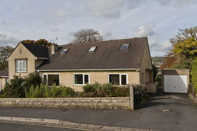 Thumbnail Detached house to rent in St Christophers Close, Bathampton, Bath